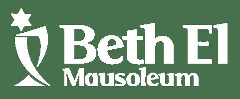 Beth El Mausoleum logo White
